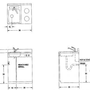 Handicap Kitchen Sink Height
