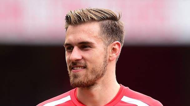 Arsenal's Aaron Ramsey Haircut | Haircut for Men ...