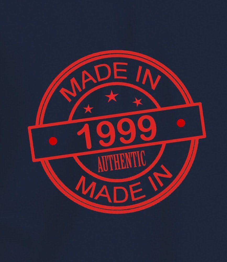Made In 2001 - Men's 18th Birthday T Shirt