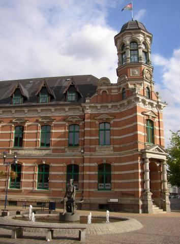 Kaiserliches Postamt Parchim
