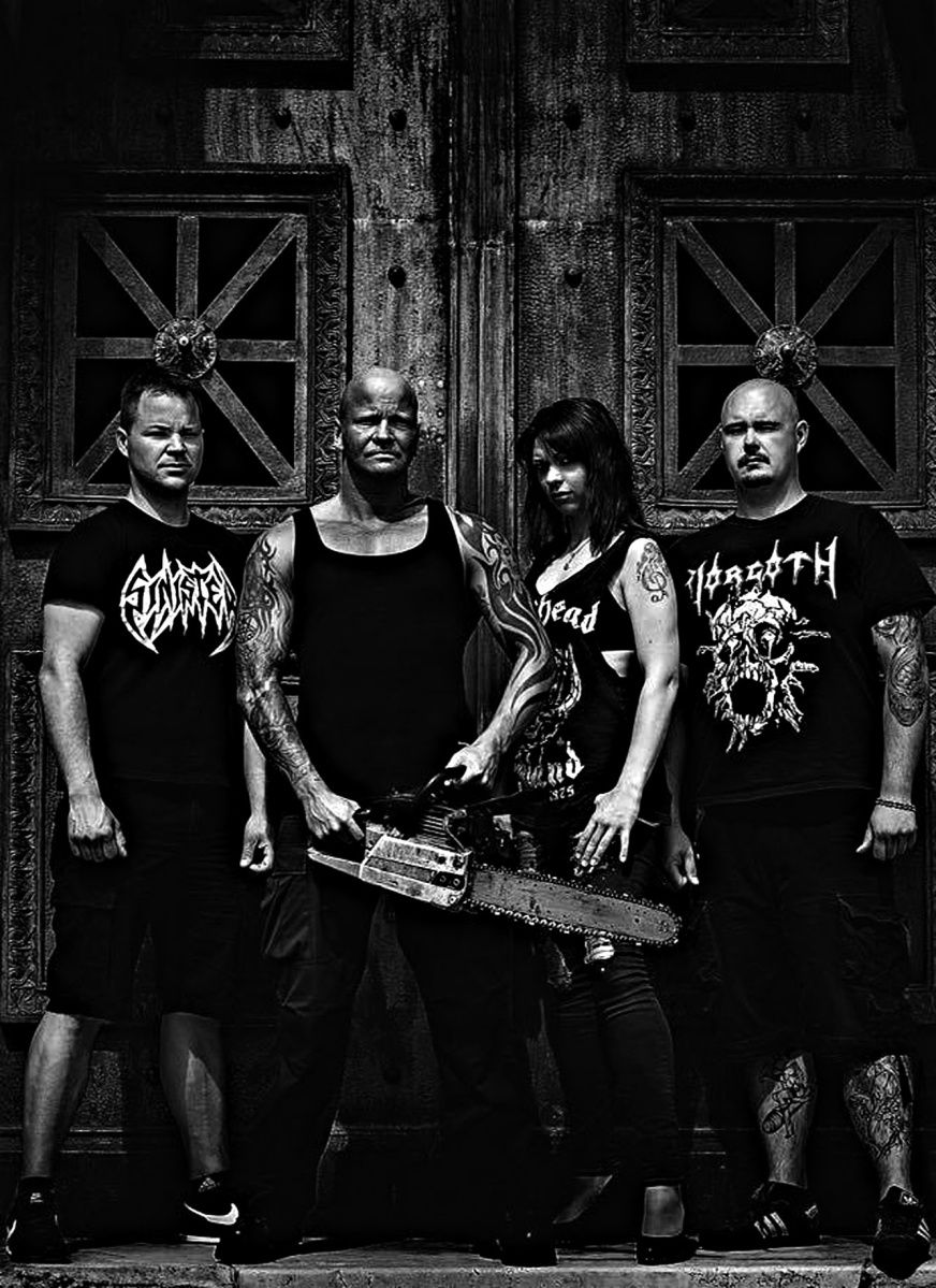 "Video premiere MORPHOSYS ""You Shall Bleed"" Video new"
