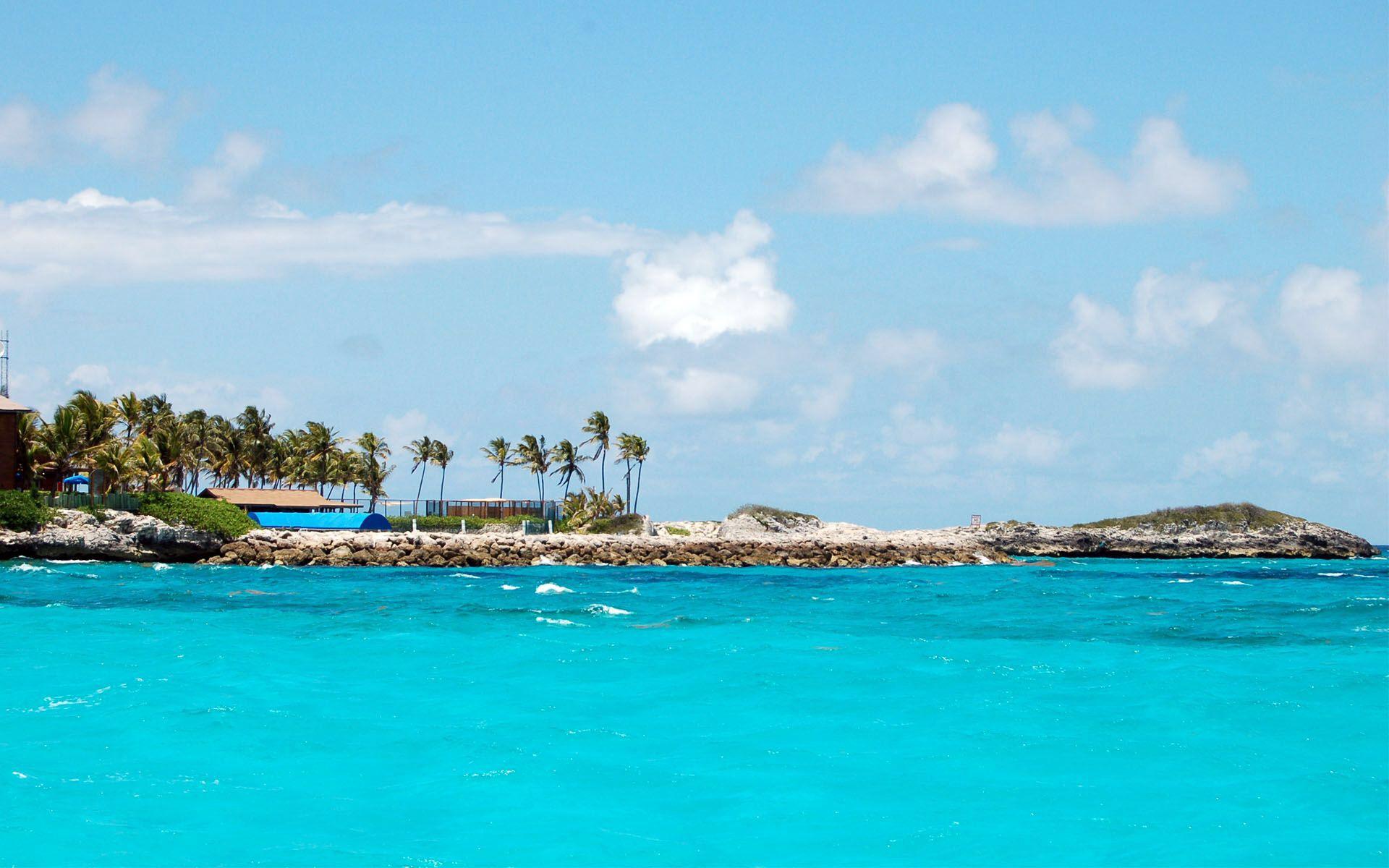Голубая лагуна фото острова