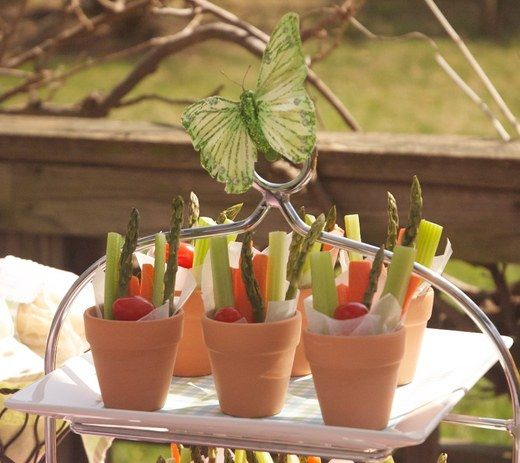 Garden Birthday Party Ideas   Photo 1 of 10   Catch My Party