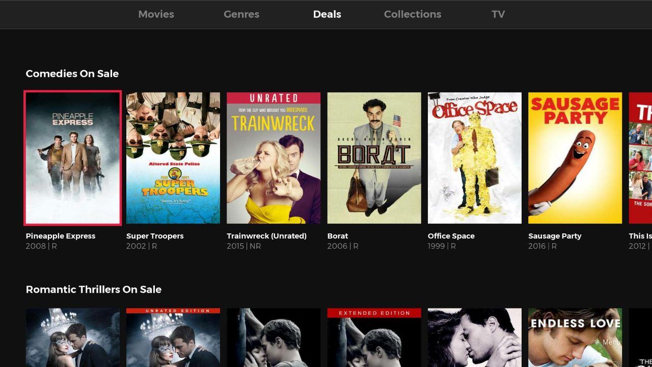 Redbox. New & Notable Roku Channel Store Roku