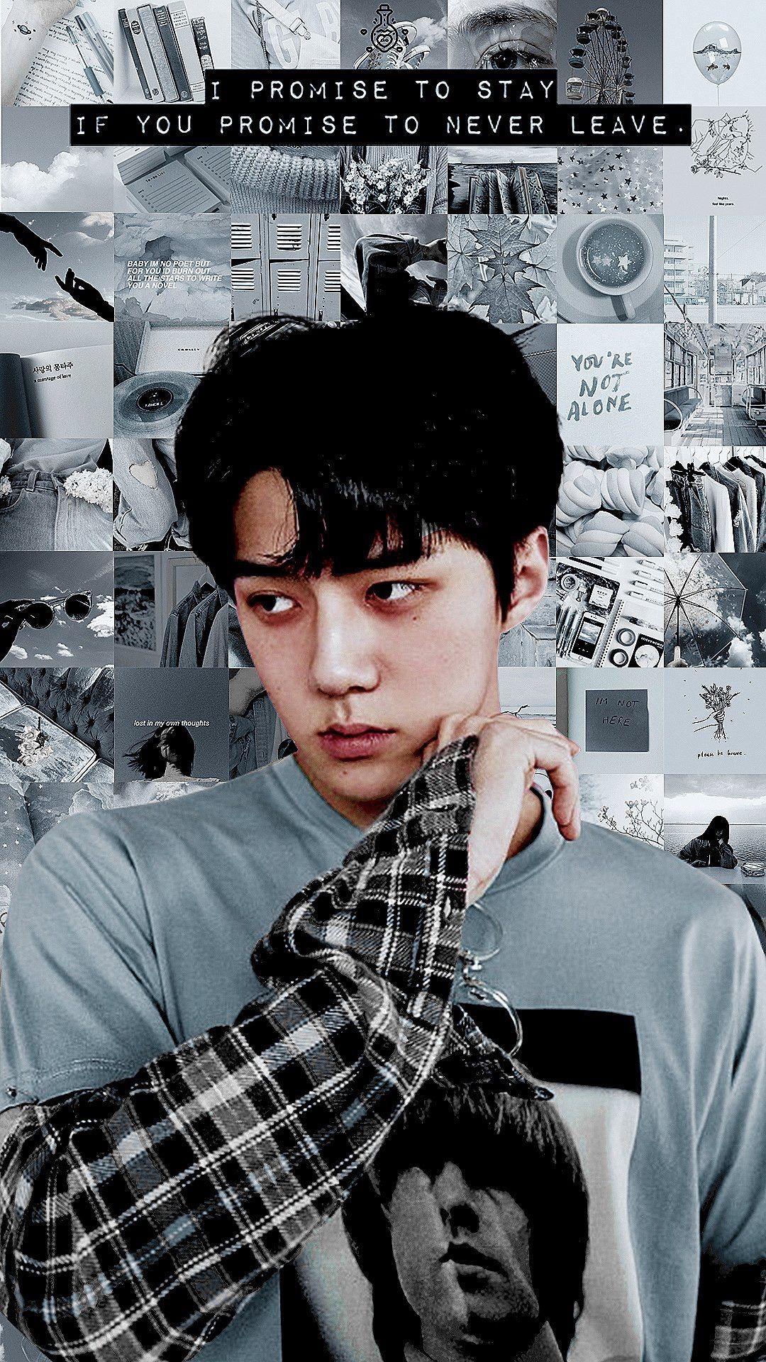 Exo Locks Exowllpp Twitter Wallpaper Lucu Gambar Orang Gambar