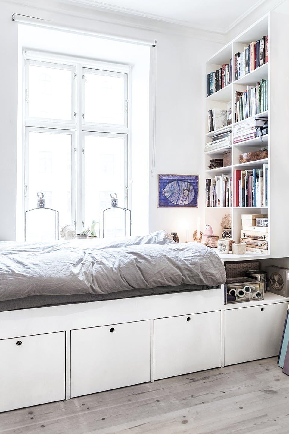 Lejlighed med listige løsninger compact living compact and storage