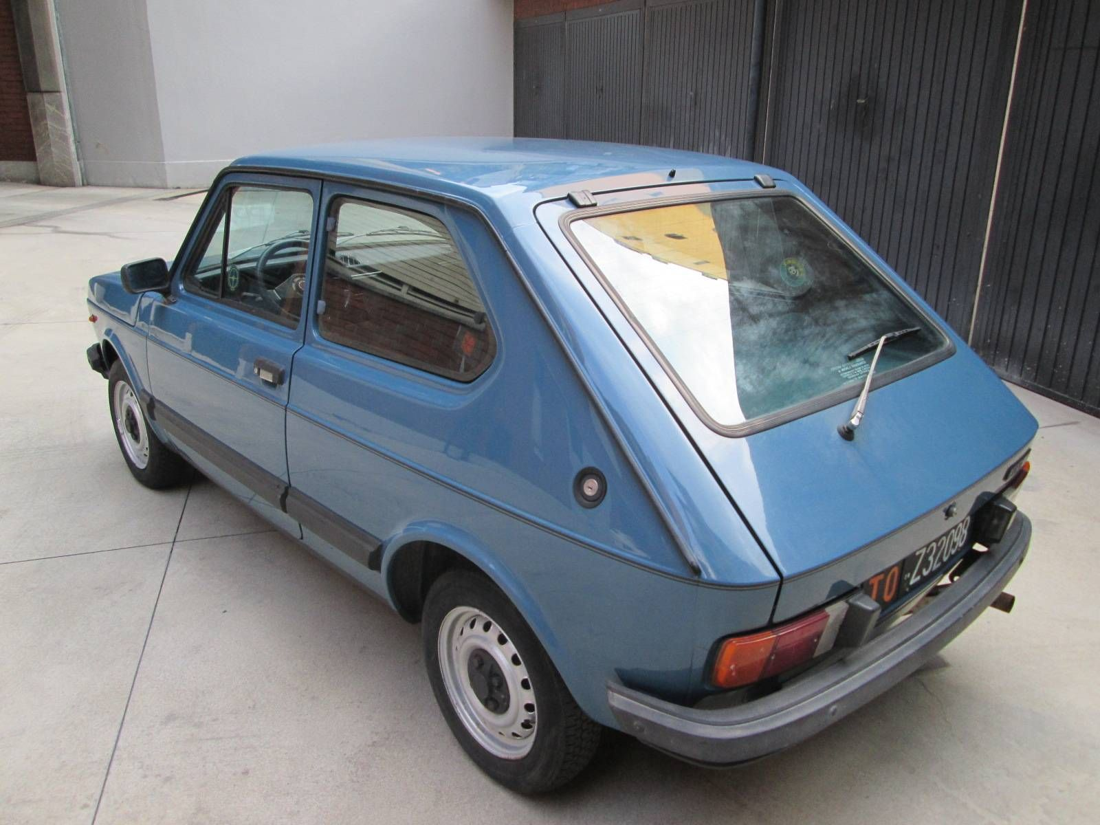 For Sale Fiat 127 1981 Offered For Gbp 2 901 Classic Cars