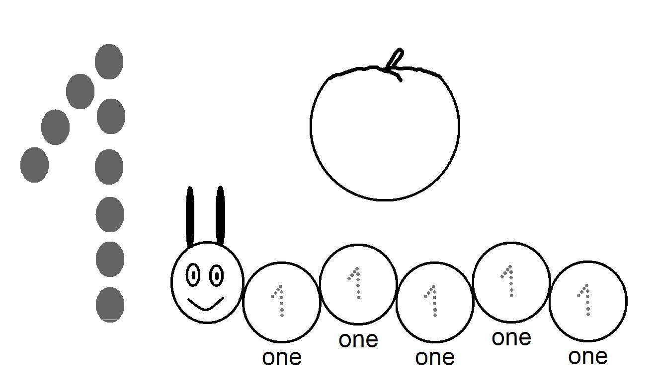 Preschool Worksheet Number Zero 2