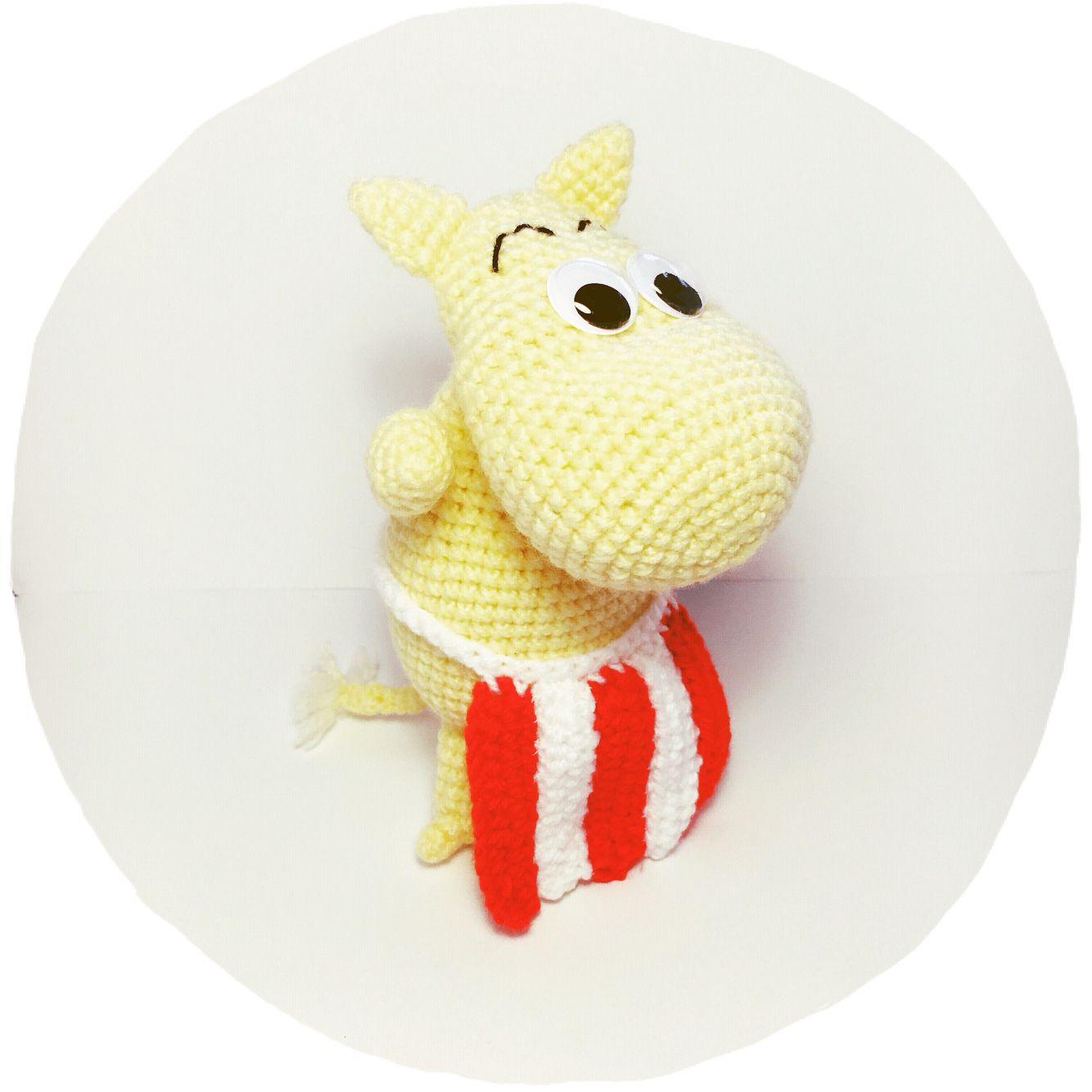 Moomin mom  Amigurumi free pattern, moomins, mother, free pattern amigutumi