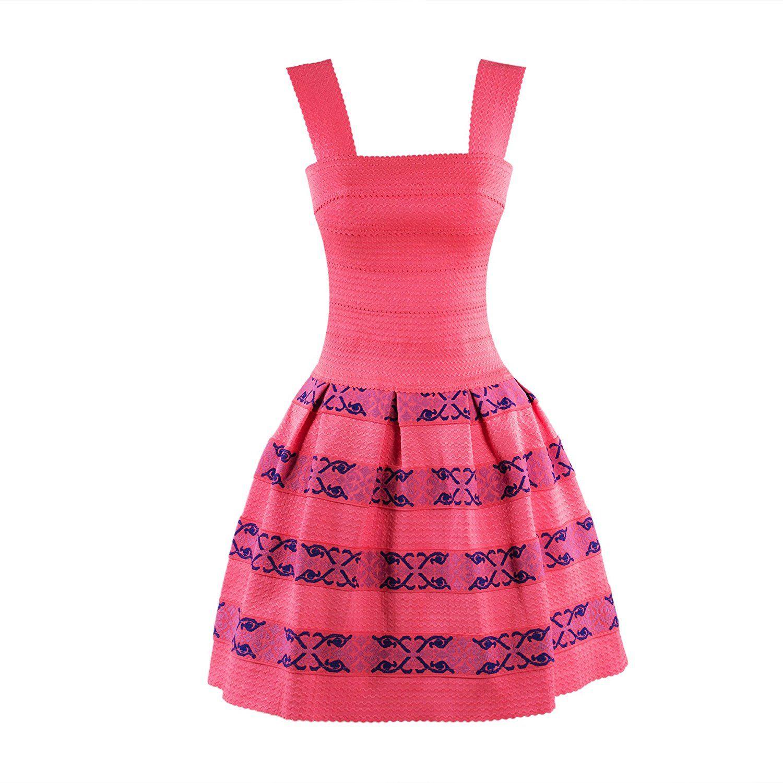 50 Fab Summer Finds Under 50: La Reyna® S2739 Casual Summer Sleeveless Sundress Waist