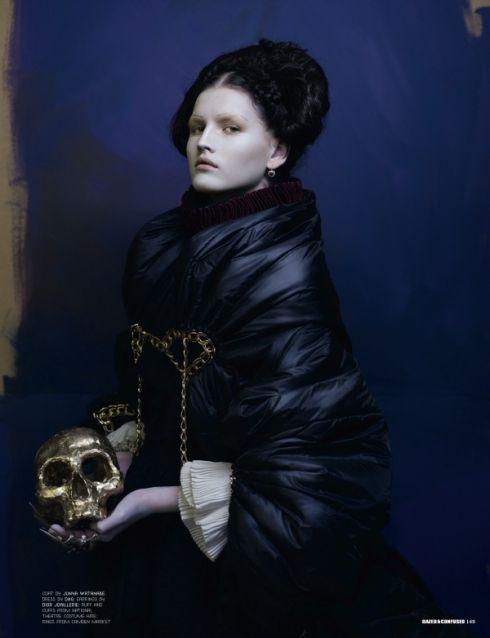 Tudor-Era Beauty by WilliamSelden