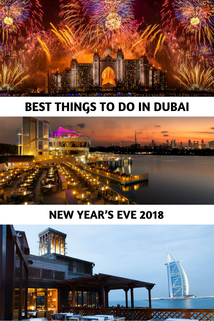 Best Things to Do in Dubai This New Year's Eve 2018 | Vacation