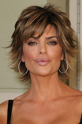 Lisa Rinna New Hair : rinna