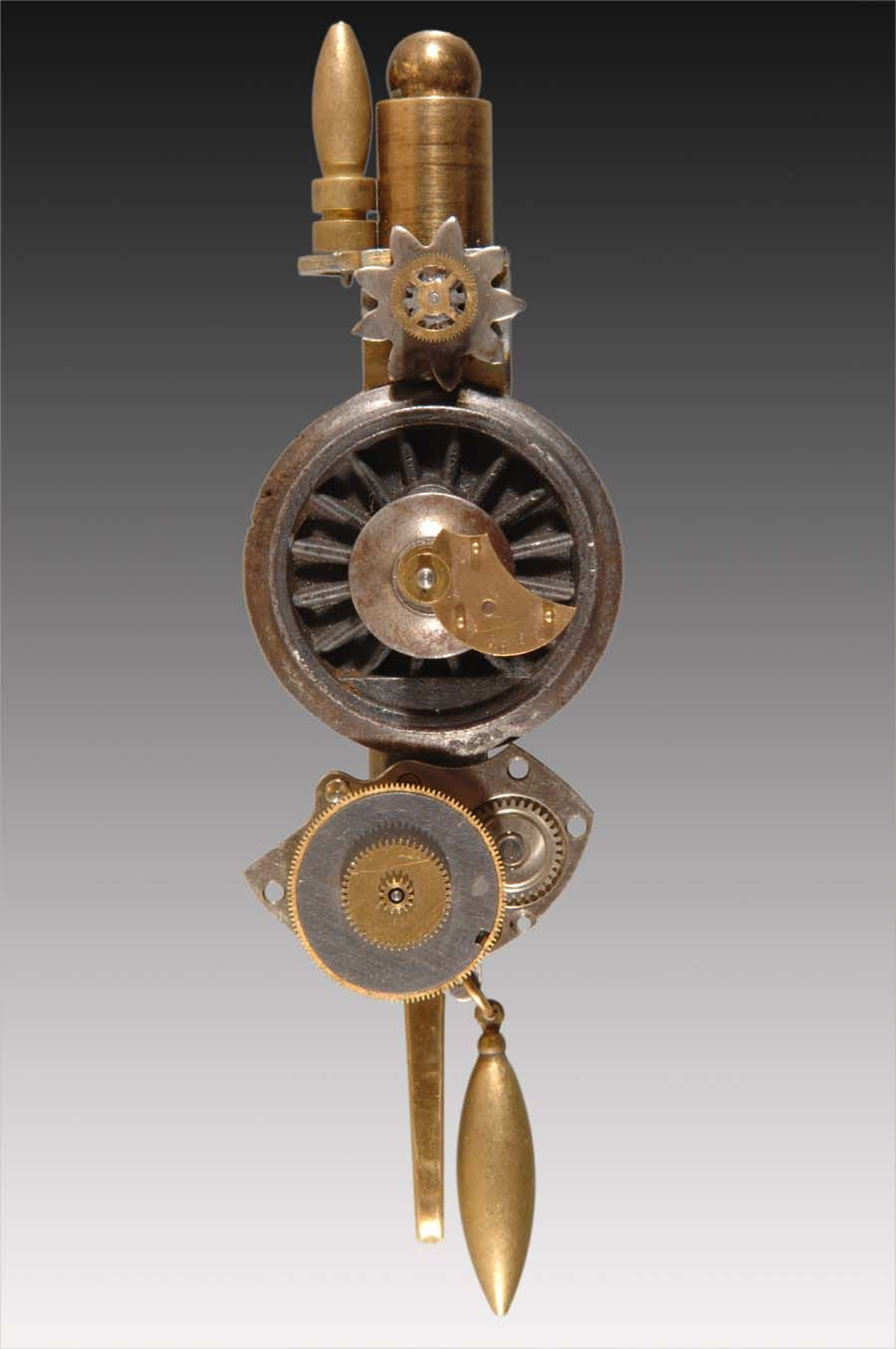 Steampunk Crafts | Ann Pedro Steampunk Jewelry | American Craft Council