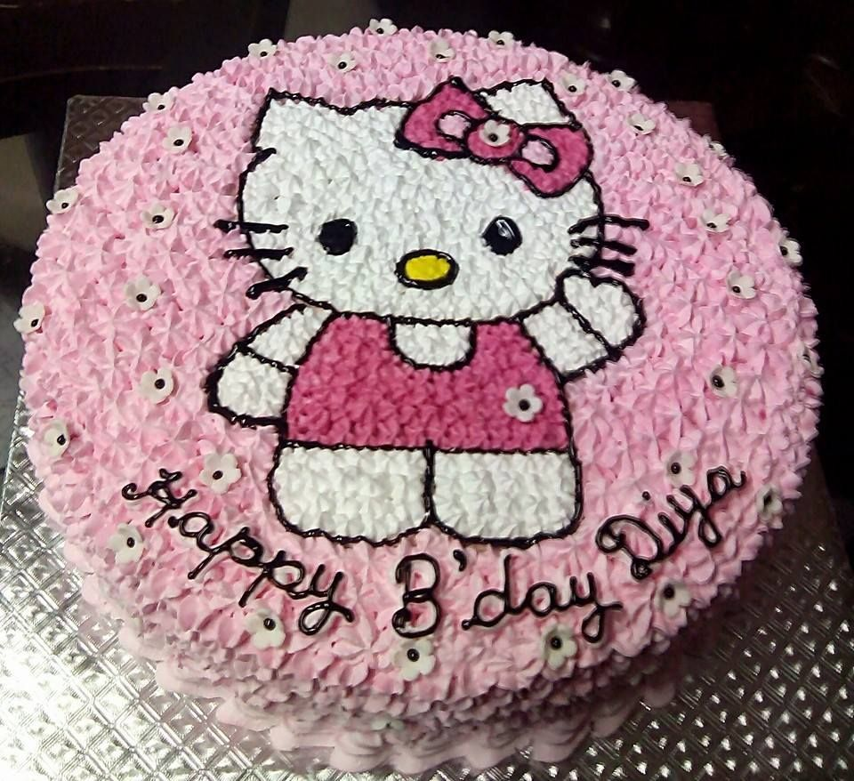 Order Hello Kitty #Cake #Online http://bit.ly/2qrln1Y | Send ...