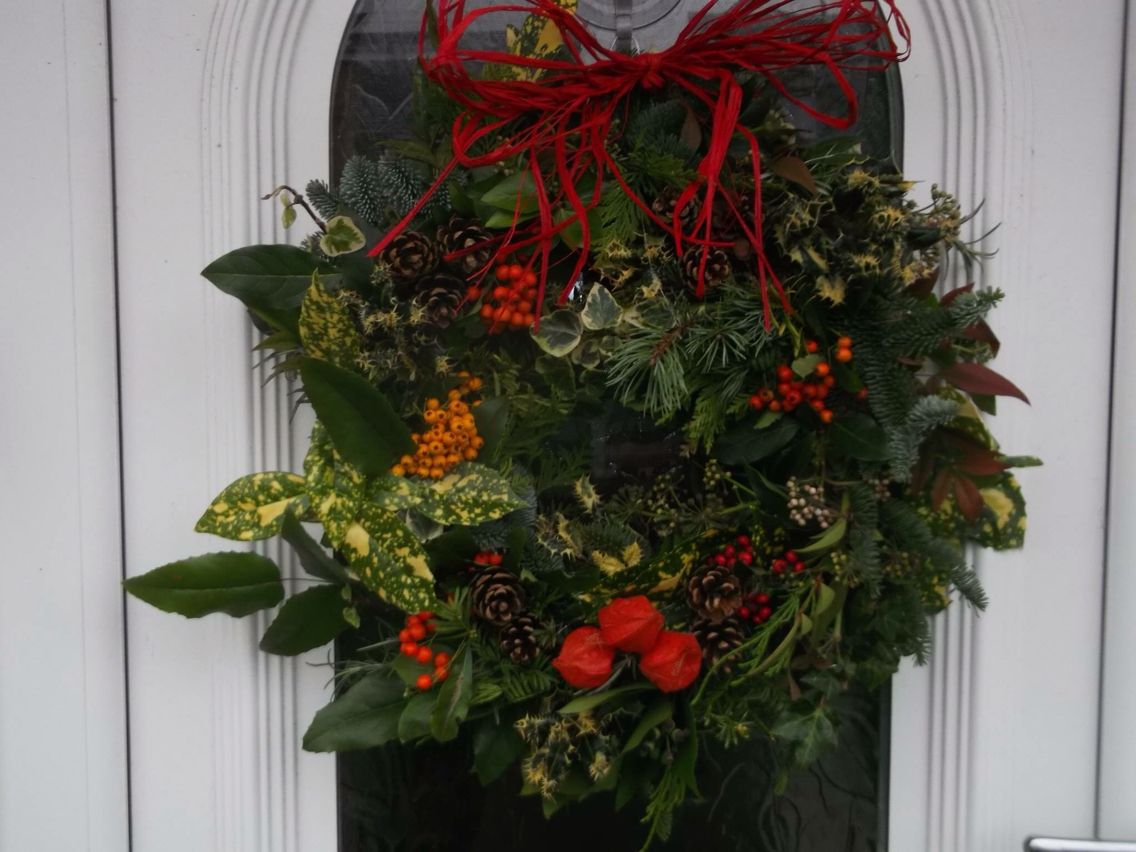 Handmade Christmas  http://www.flowerdreamsuk.co.uk/