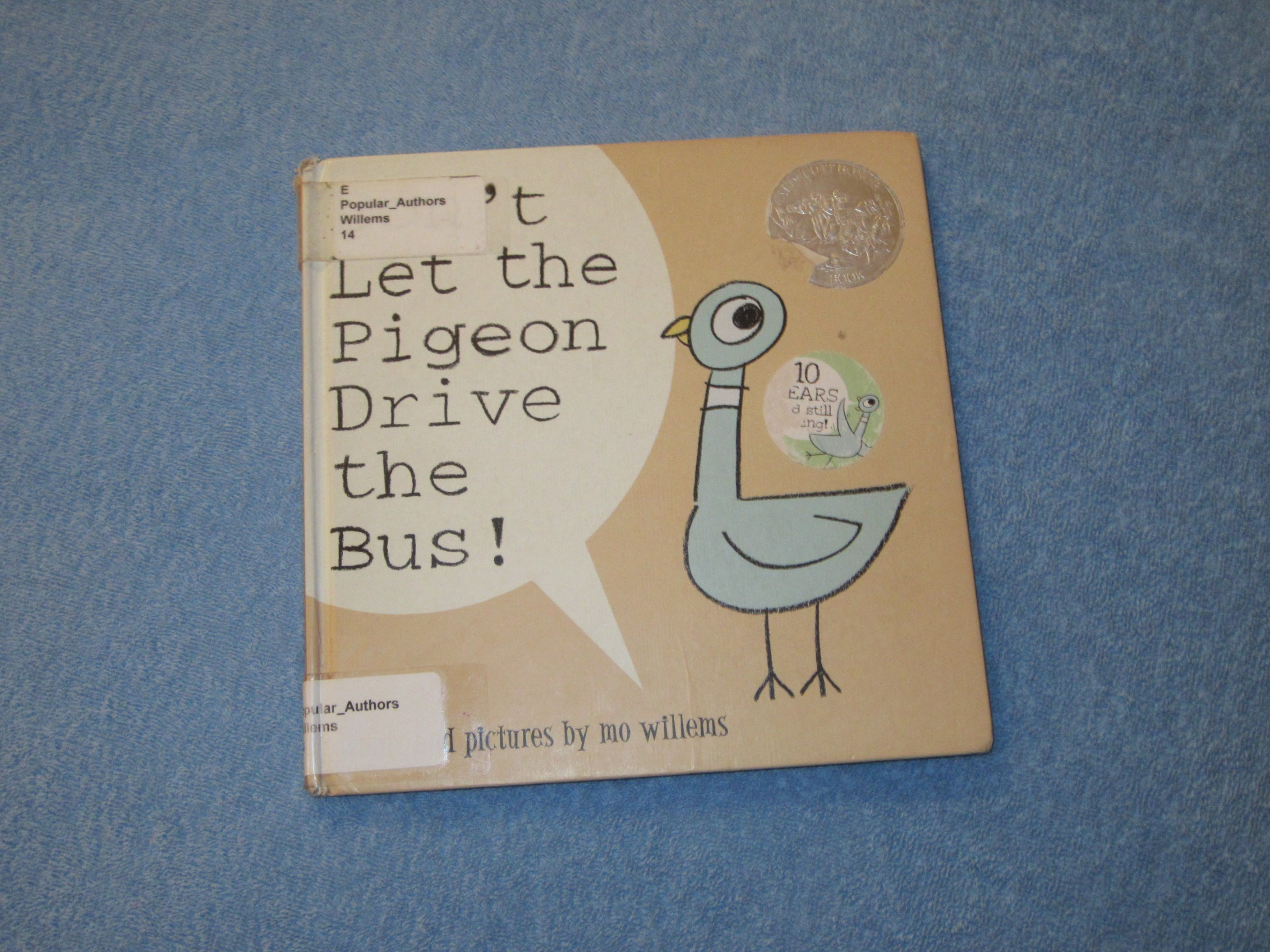Don T Let The Pigeon Drive The Bus Children S Read Along
