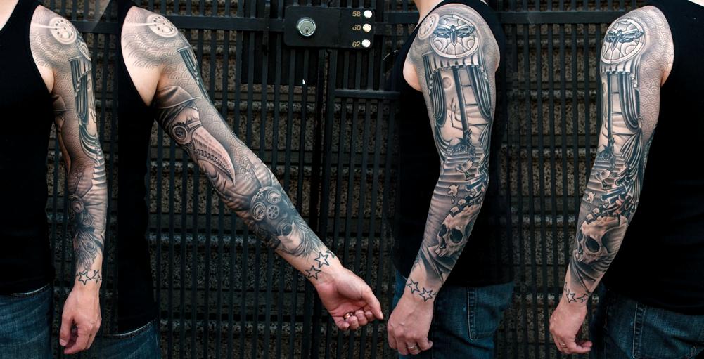 Nick Chaboya Seventh Son San Francisco Tattoo For Son Tattoos Best Sleeve Tattoos