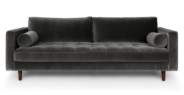Thereu0027s A Reason This Is Our Most Popular Sofa. Two Matching Round Bolsters  Complete The Look.