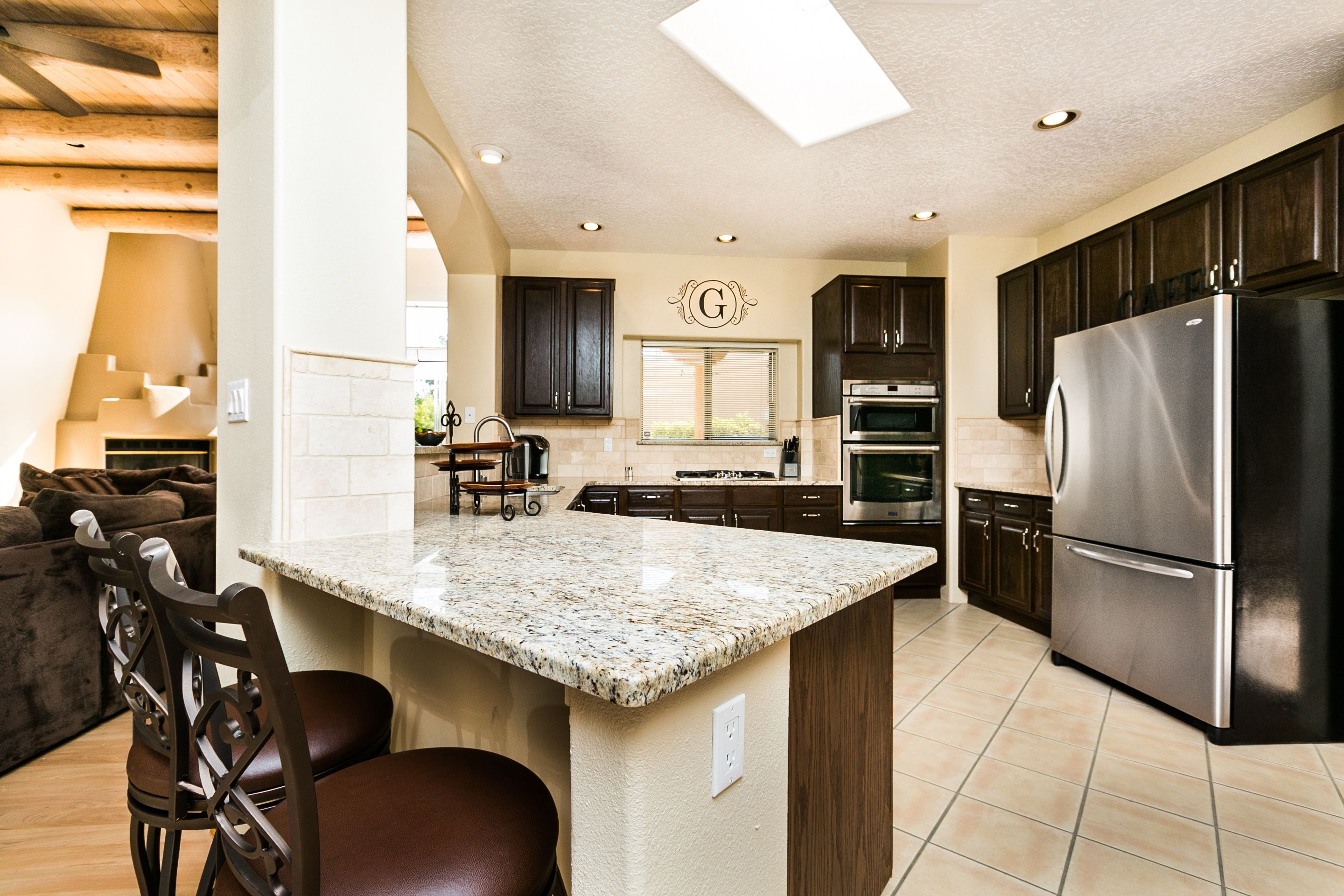 Griego Residence Albuquerque | Kitchen Remodel | Design Alliance Inc ...