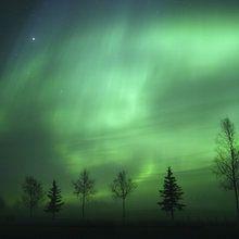 Fototapete - Nordic Lights