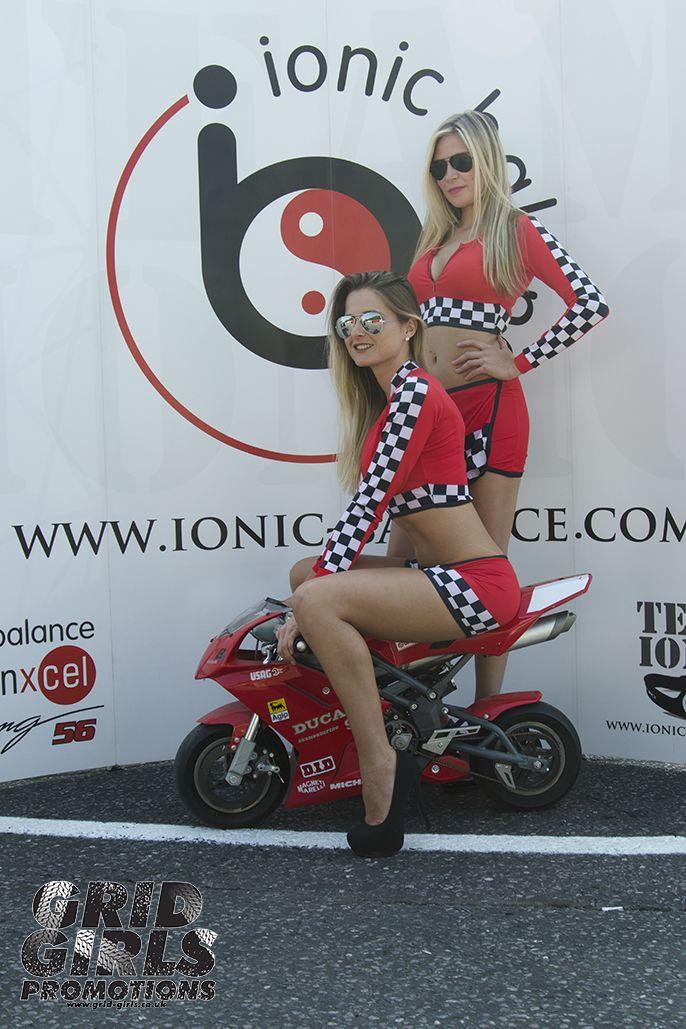 Grid Girl | Race 2, Brands Hatch Indy Circuit, British