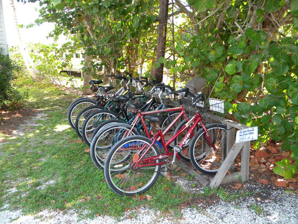 Did You Know Sanibel Is A Biking Island There Are Over 20