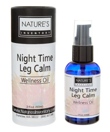 Loving this Night Time Leg Calm Wellness Oil on #zulily! #zulilyfinds