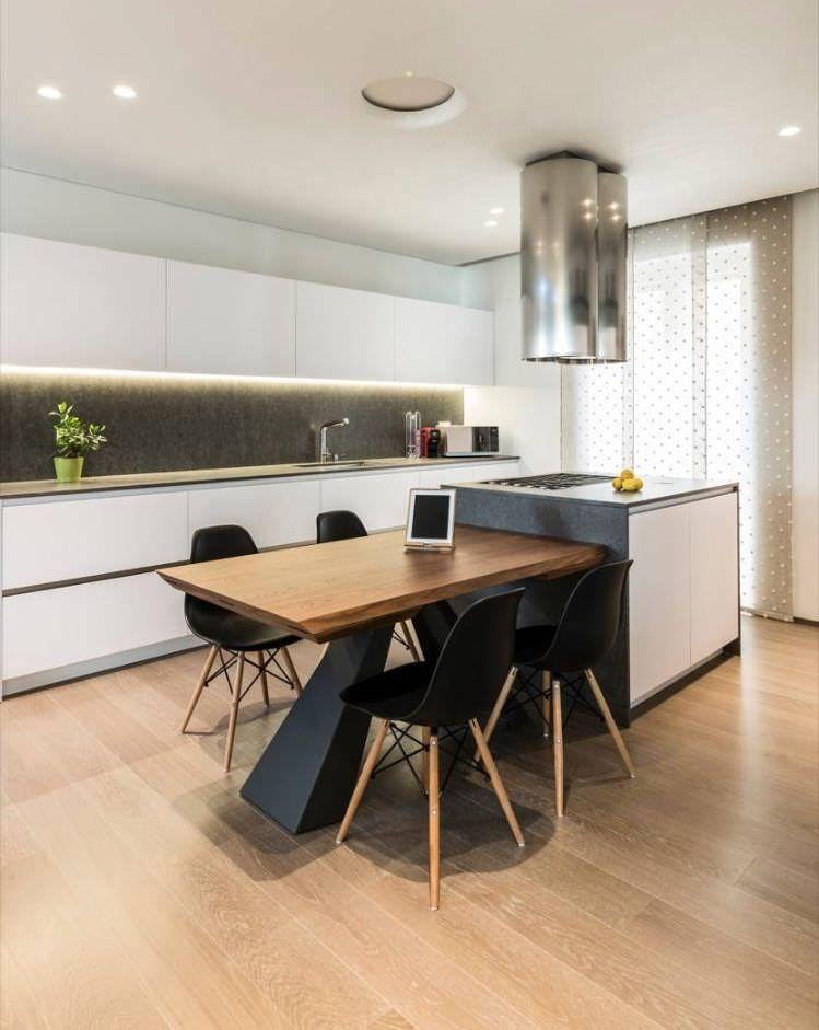 Tavolo Cucina Arredamento.100 Idee Cucine Con Isola Moderne E Funzionali Arredamento