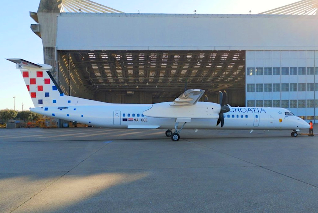 Ex Yu Airports Seek Zagreb Connecitivty Croatia Airlines Podgorica Croatia