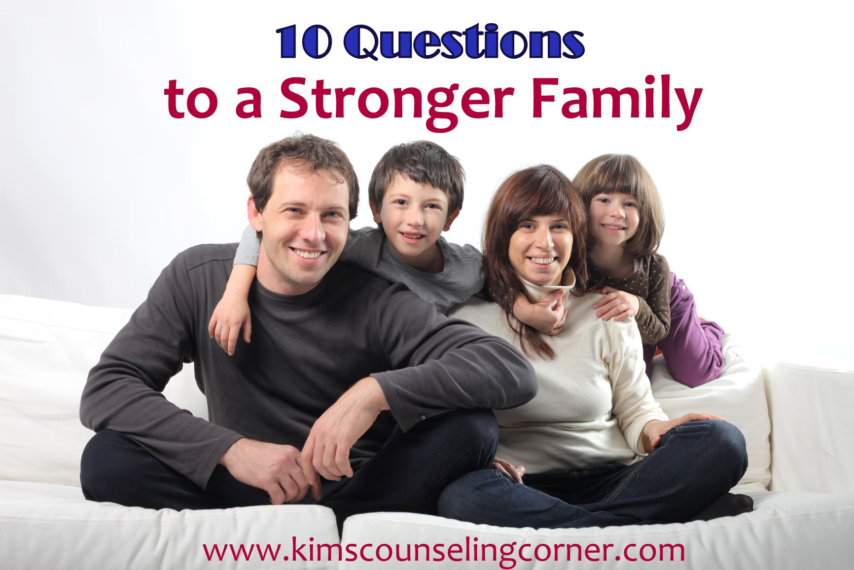 A Simple Game For Building A Stronger Family