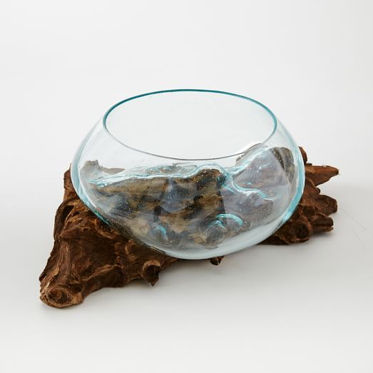 Wood Glass Terrariums For The Home Pinterest Glass Terrarium