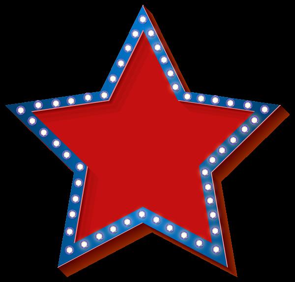 Star With Lights Transparent Png Clip Art Image Art Images Clip Art Art