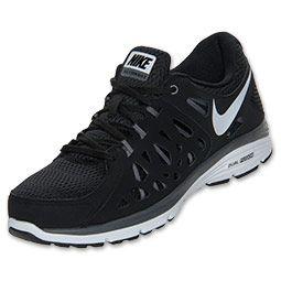 ... Mens Nike Dual Fusion Run 2 Running Shoes FinishLine.com BlackMetallic; Nike  Free ...
