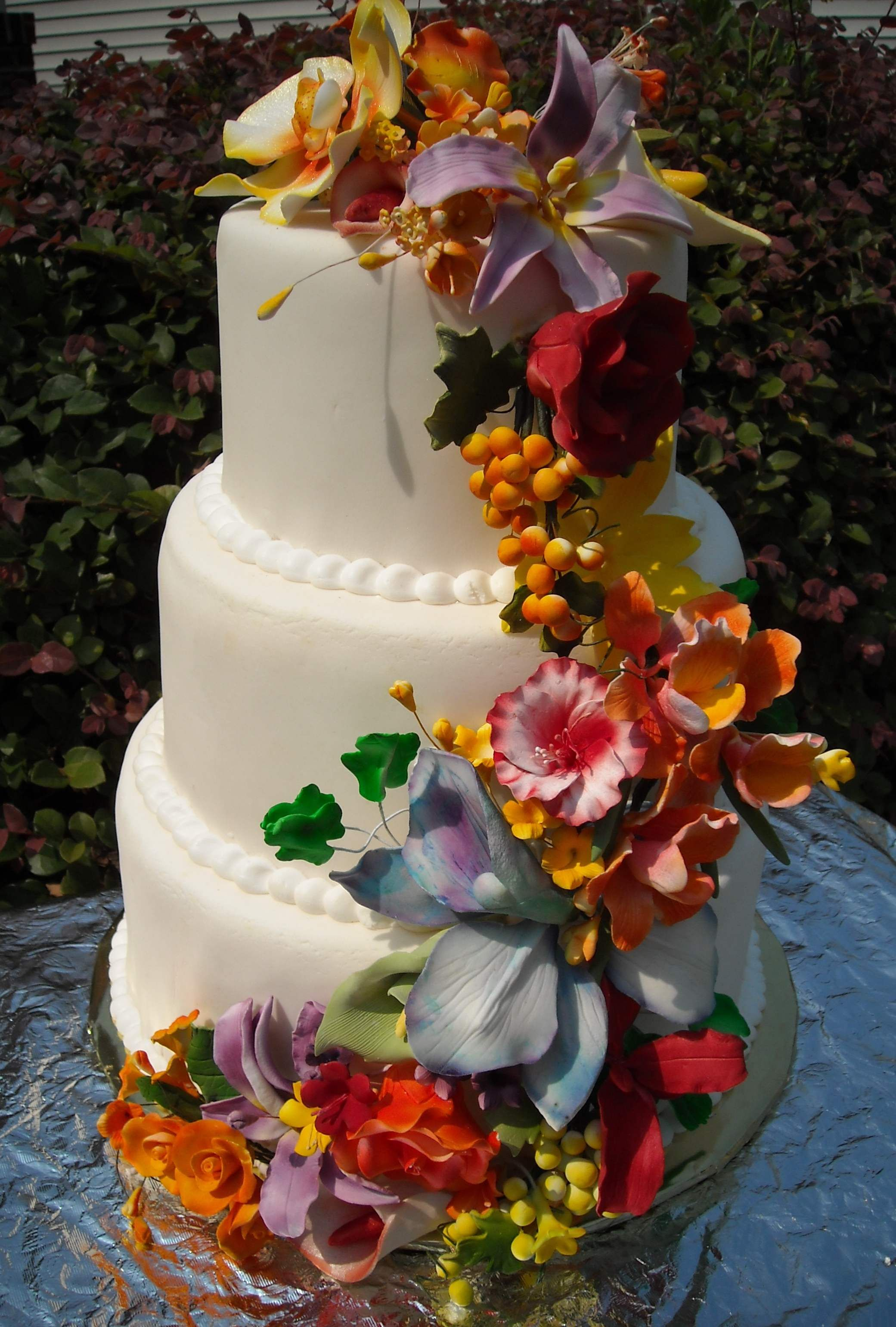 latest designs in wedding cakes cake designs and june 22 2008 bridal show june 16726
