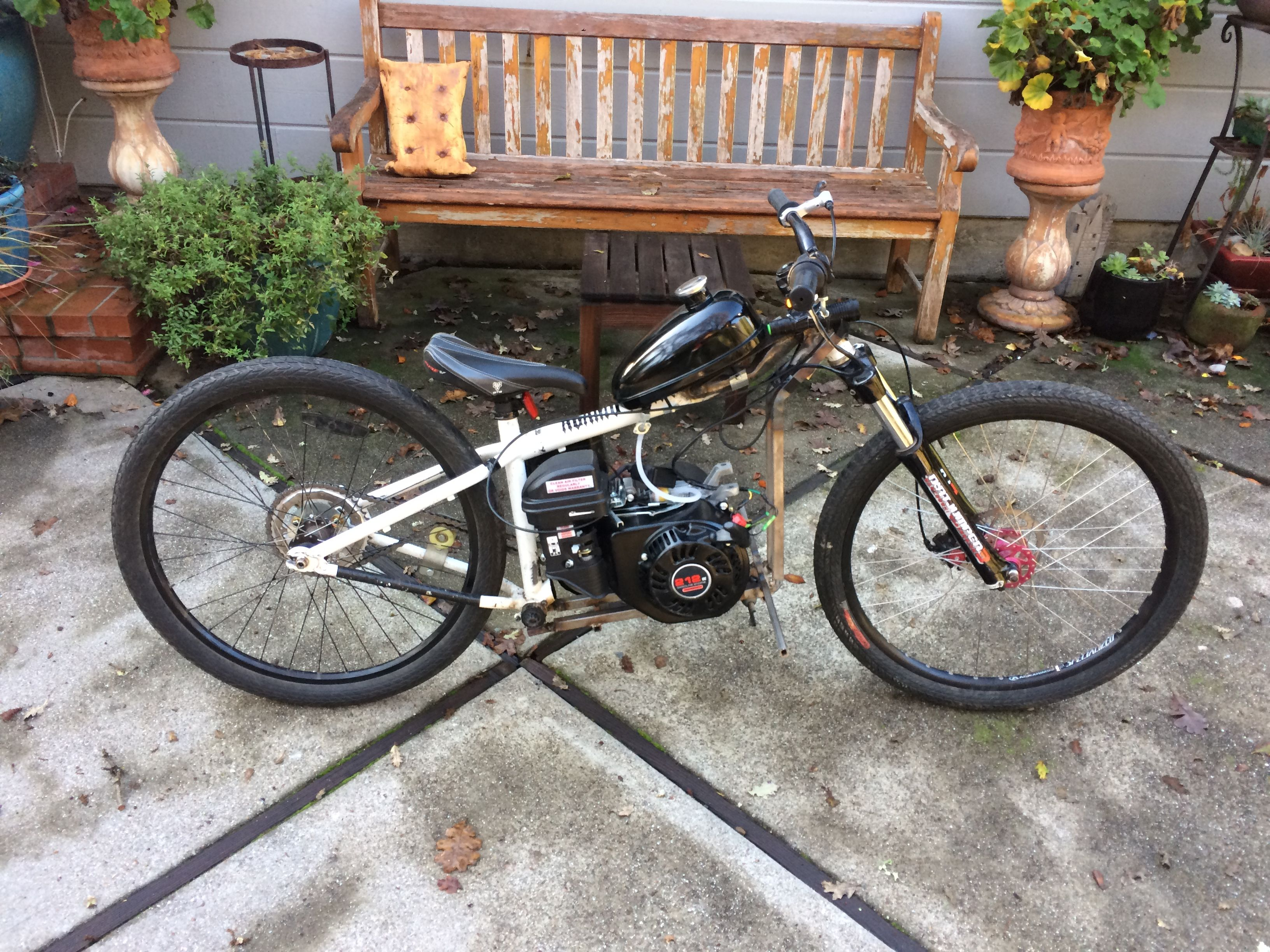 My Homemade Motorcycle Handmade Crafts Howto Diy Homemade Motorcycle Motorcycle Diy Motorcycle