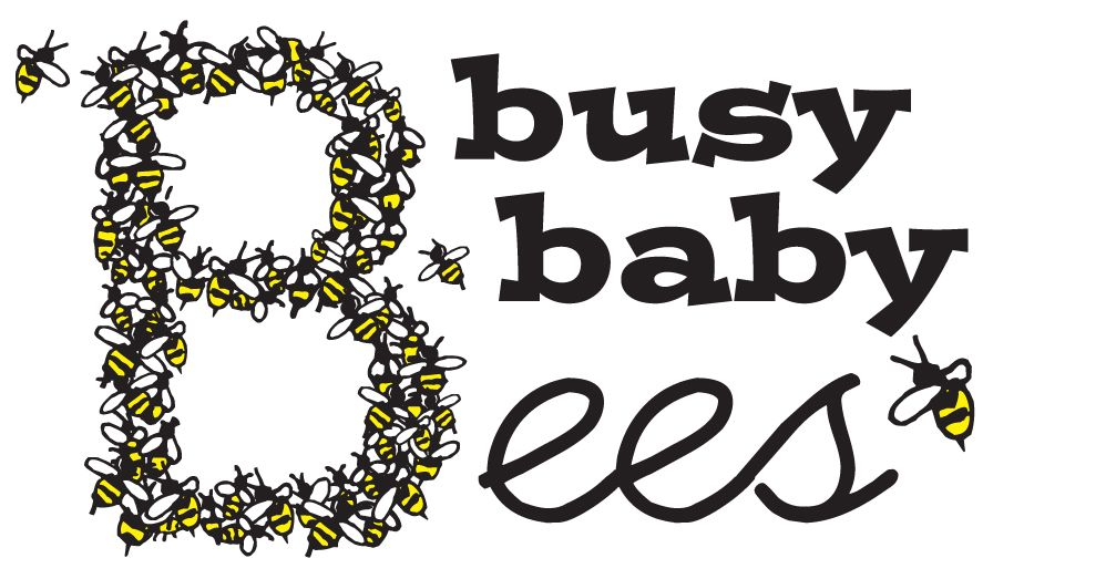 I love the Busy Baby Bees program logo because it ...