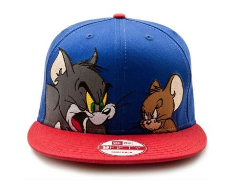 snapbacks at spencers   Tom & Jerry 9Fifty Snapback Preview   New Era Cap Talk – Online ...