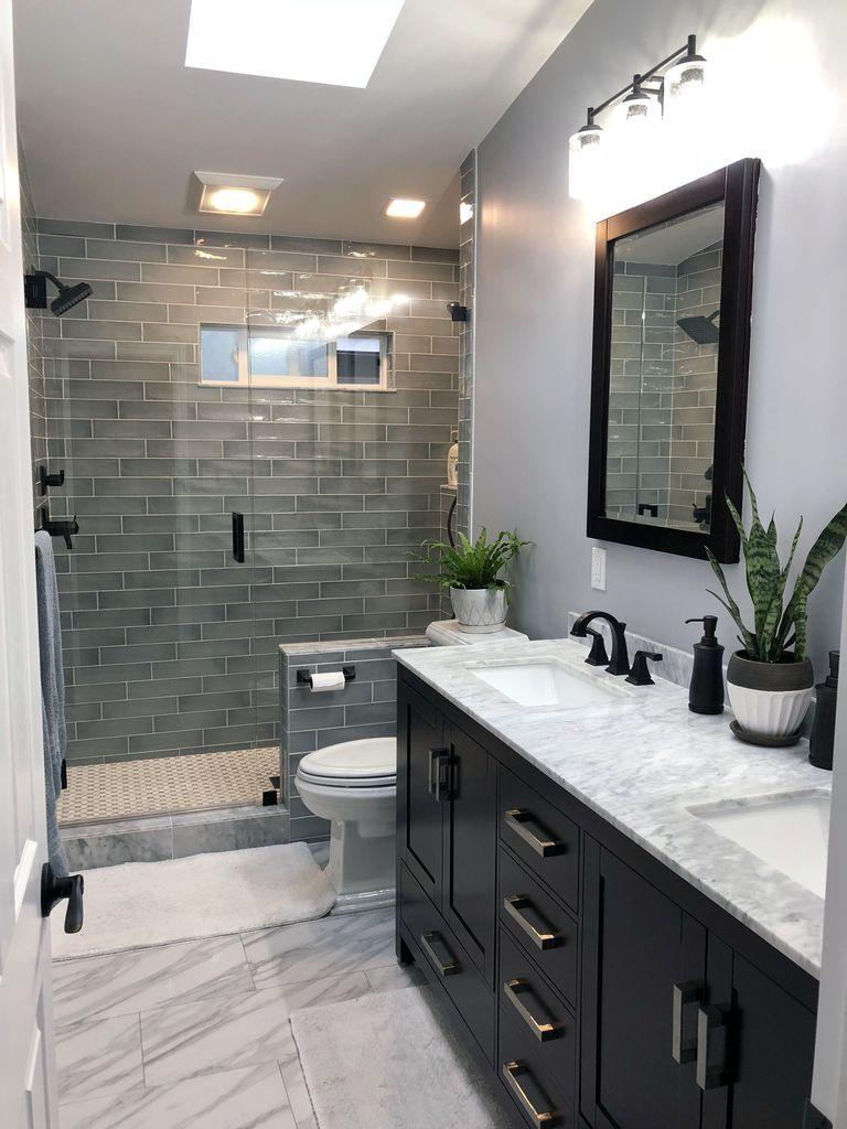 40 Gorgeous Small Master Bathroom Remodel Ideas Rengusuk Com Bathroom Tile Designs Small Bathroom Remodel Bathroom Layout
