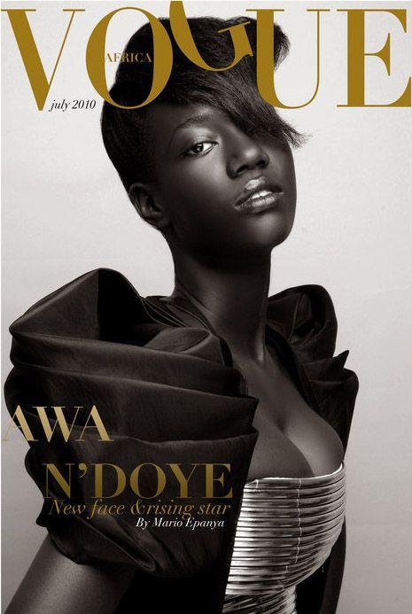 vogue africa / Mario Epanya