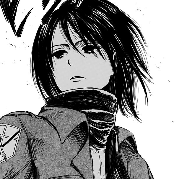 attack on titan manga mikasa Google Search cartooning