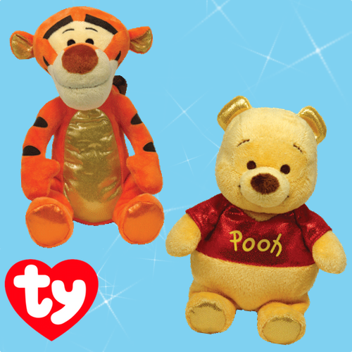 Winnie the Pooh and Tigger too! Get these Sparkle Disney Beanies and ... c62a2762695