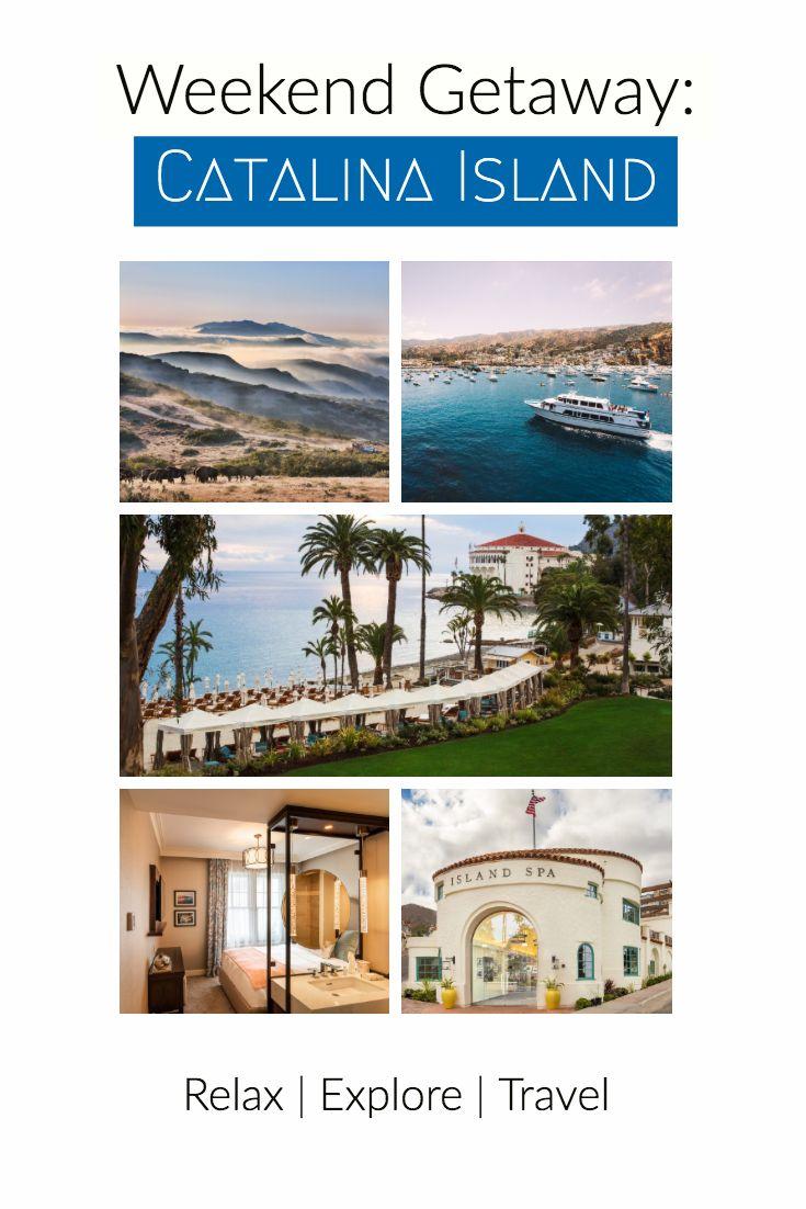Weekend Getaway Catalina Island (With images) Catalina