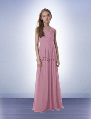 2d824dd84 Junior Bridesmaids Style 15402 - Flower Girl And Junior Bridesmaids by Bill  Levkoff