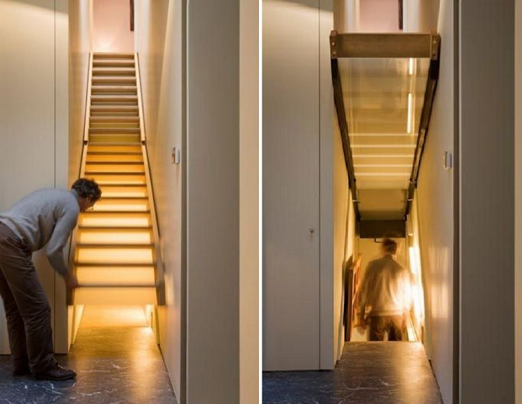 21 secret rooms for homeowners who have something to hide - Lift Up Stairs