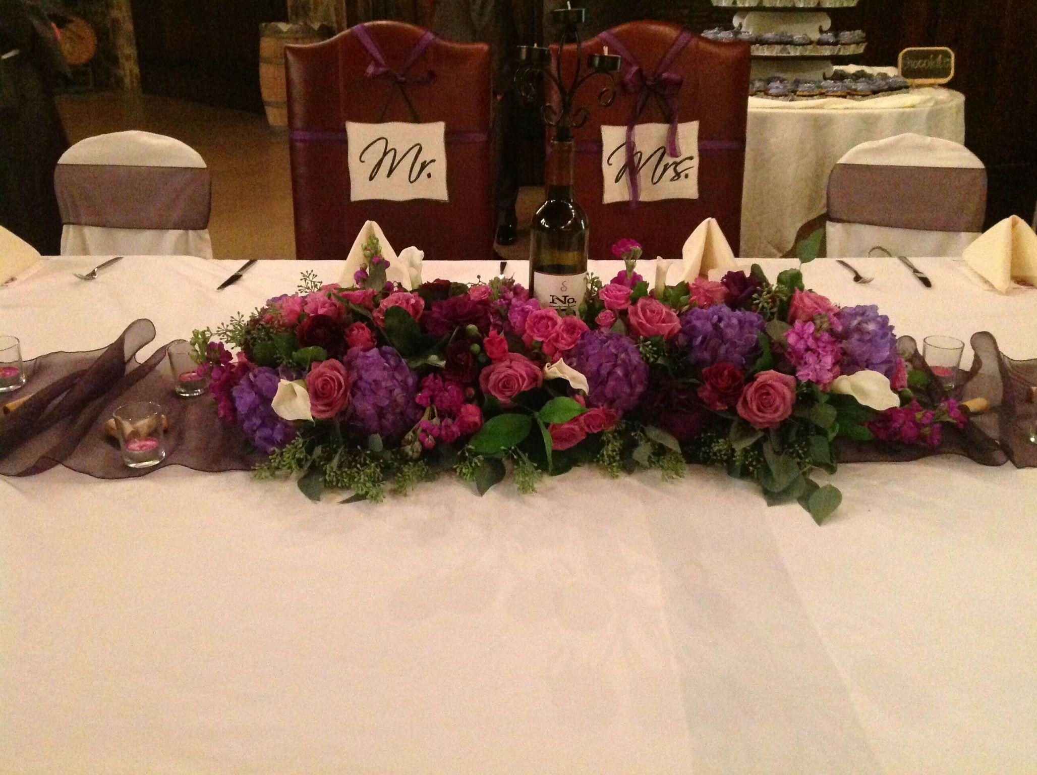 Pinterest Winter Wedding Centerpieces: Winter Wedding Swiftwater Cellars