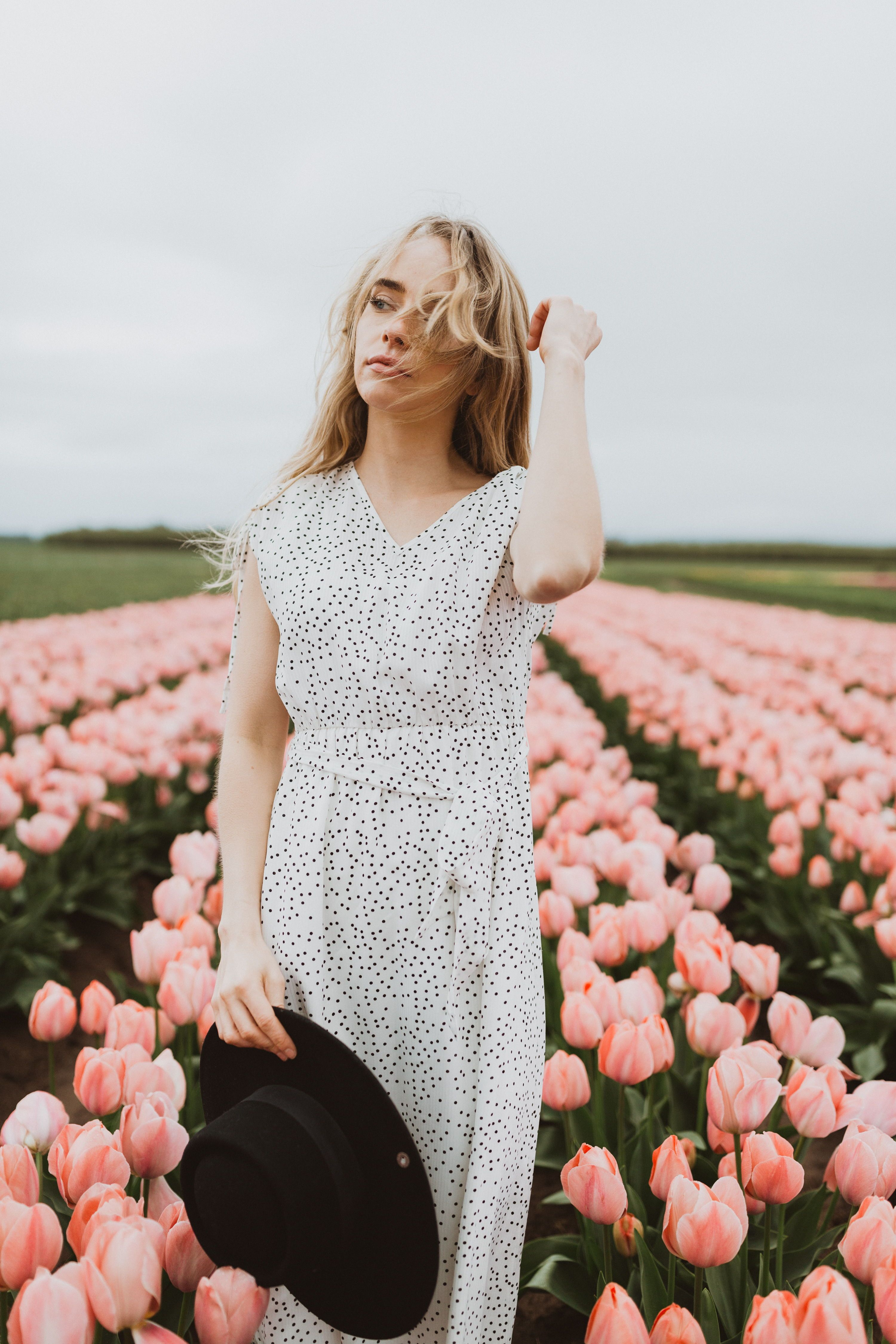 The Sweetener Tiny Dot Dress Is A White Dress With A Black Tiny Dot Pattern It Has Cinching Capabilities On The Sleeves Wh White Short Dress Dot Dress Dresses [ 4500 x 3000 Pixel ]