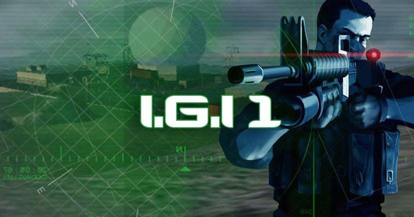 Download I.G.I full game in 2020 Free pc games download