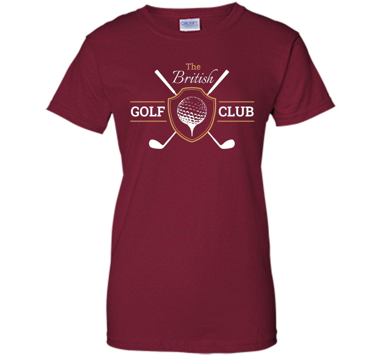 British Golf Club - Dark T-Shirt