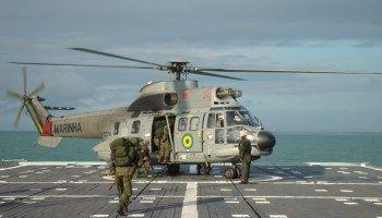 Aniversário da Aviação Naval: Esquadrão HU-2